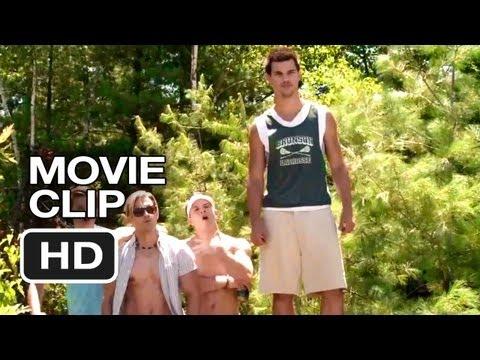 Grown Ups 2 Movie CLIP - The Handshake (2013) - Adam Sandler Movie HD