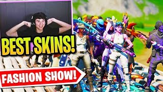 Bugha Host a Forтnite Fashion Show! (SKIN CONTEST)