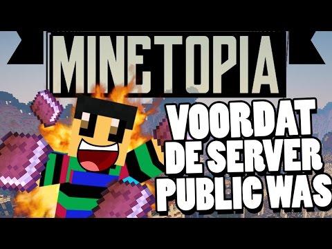 Minetopia - #236 - VOORDAT DE SERVER PUBLIC WAS!! - Minecraft Reallife Server