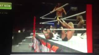 WWE Royal Rumble 2013 Part 1