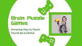Color Brain Puzzle Games - How to become a genius