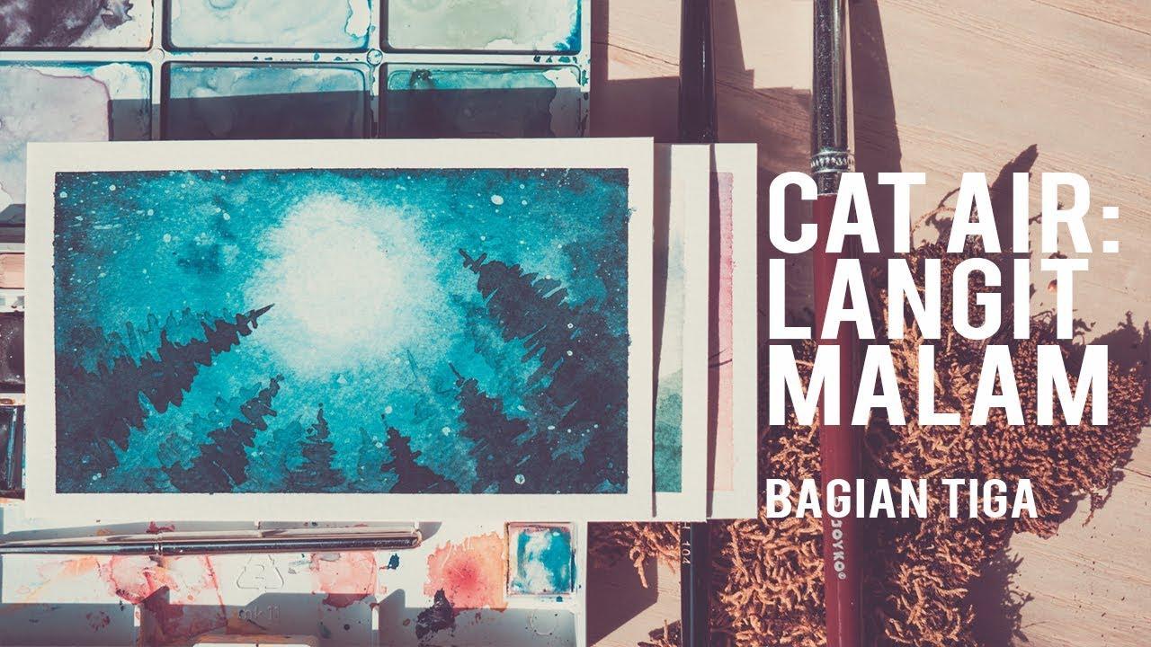Download 81 Koleksi Background Pemandangan Cat Air Gratis