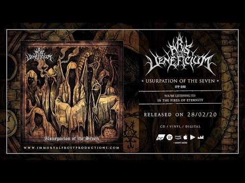 Ars Veneficium - Usurpation of the Seven  (Official Album Stream)