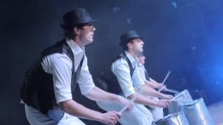 Шоу барабанщиков, барабанное шоу Hammers - SING SING