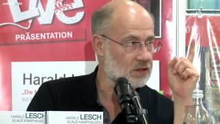 Harald Lesch: Erderwärmung bedroht Artenvielfalt | Lesung 1/6