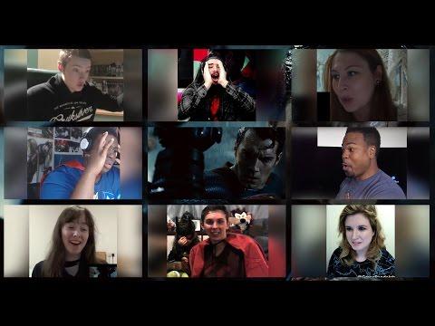 Blake Dale | Batman v Superman: Dawn of Justice  - Official Final Trailer (Reactions Mashup)