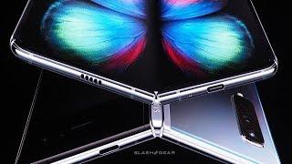 سامسونج تفاجئ العالم أجمع - 5 هواتف جديدة كليا - Galaxy S10