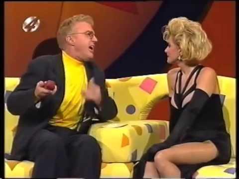 André van Duin - Interview met Vanessa