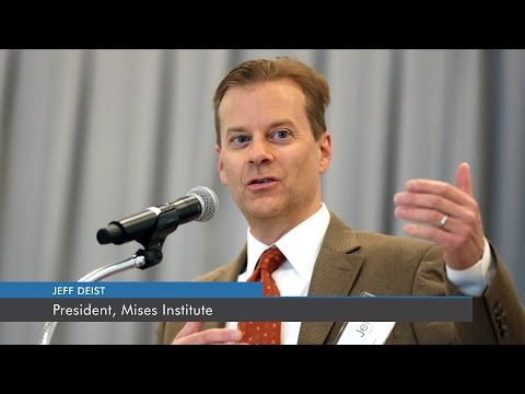 War and Peace in the Age of Trump   Jeff Deist