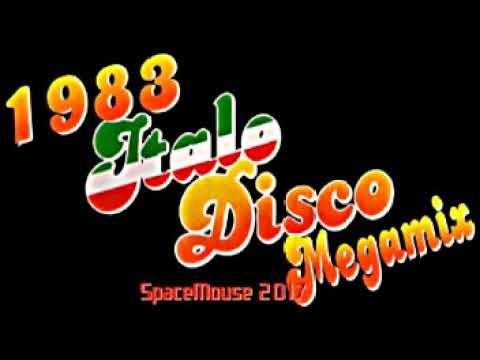 Mixed By SpaceMouse   1983 Italo Disco Megamix 2017