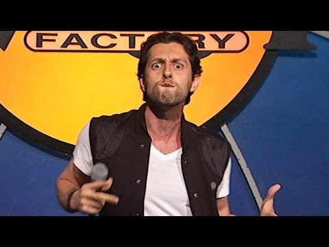 Max Amini | Dancing Seriously | Stand-Up Comedy
