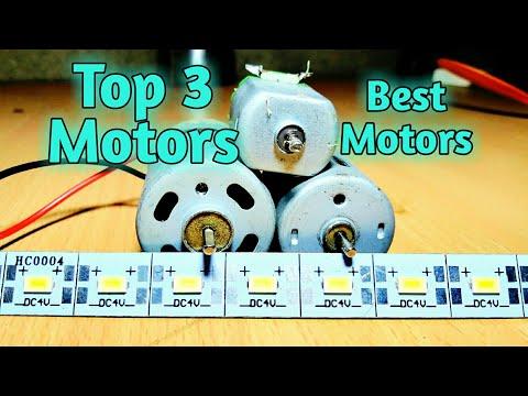 Top 3 Dc motor life hacks | Diy dc motor