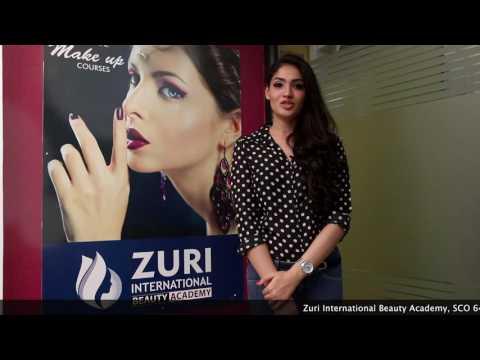 Miss India Femina Aprajita Sharma @ Zuri Academy