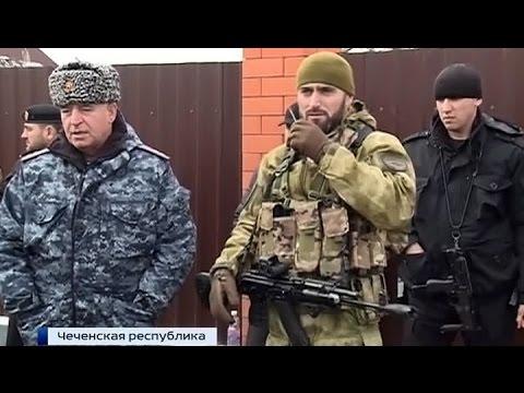Ликвидированный в Чечне