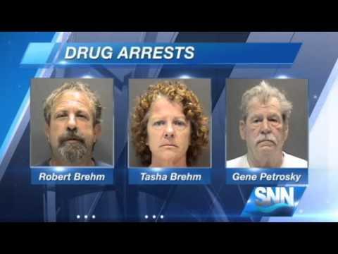 SNN: Traffic Stop Leads to Drug Arrests