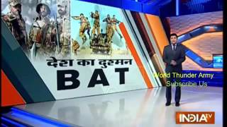 Pakistan Ki BAT Force Say India May Ghuss Ker Hamary Jawan Ka Sar Kaat Diya Indian Media Crying