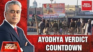 SC To Deliver Ayodhya Verdict: What Will Be The Political Implications? | News Today With Rajdeep