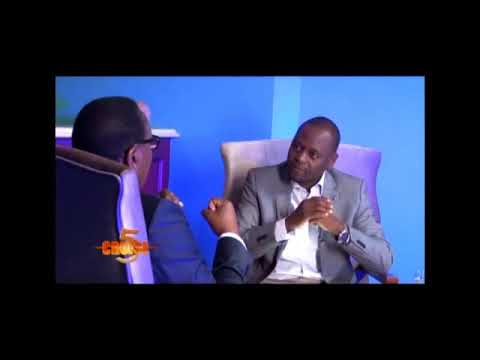 Malawi Leader of Opposition R.t Hon Dr Lazarus Chakwera Interview with Cruise 5