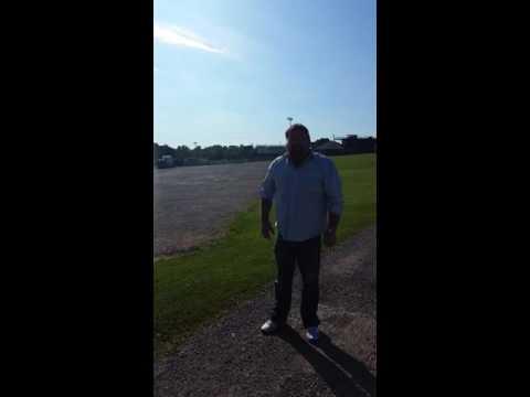 Visiting Salem Speedway in Salem, Indiana