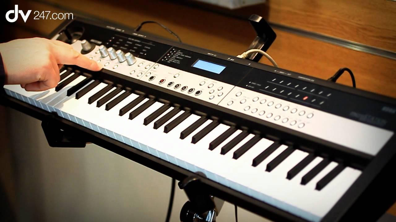 Micros Keyboard Workstation 270 : korg microstation music workstation youtube ~ Russianpoet.info Haus und Dekorationen