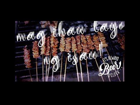 Philippine Street Food Paano gumawa ng ISAW ng manok pwedeng negosyo