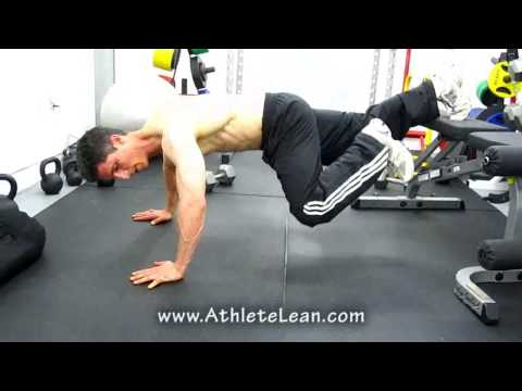 Alternative to p90x Workout - Wolverine Workout #2