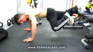Alternative to p90x Workout - Wolverine Workout #2