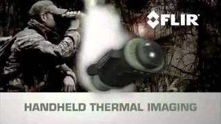 видео Тепловизор FLIR Scout TS-32r Pro