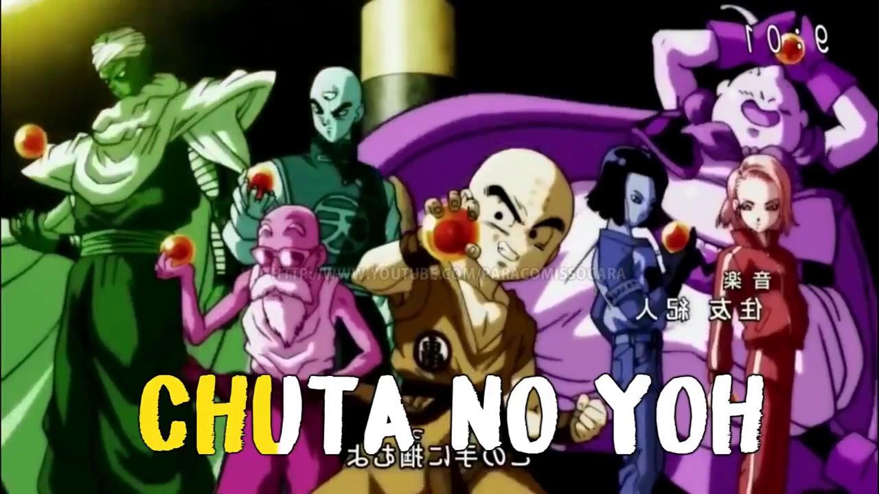 Dragon Ball Super Abertura 2 Tradução Hilária Paródia. saul fellipe ... 98580ff268391