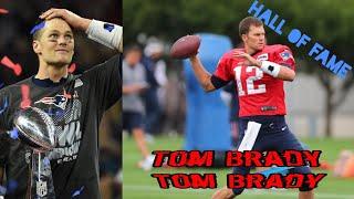 Tom Brady Patriots Mix | Hall Of Fame