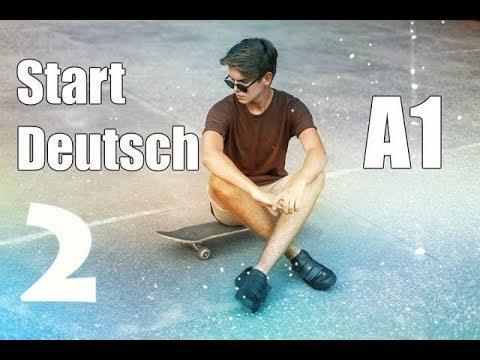 аудирование Hören 02 подготовка к экзамену Start Deutsch A1