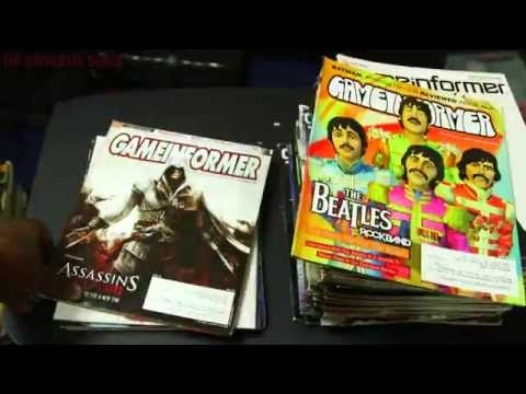 Gaming Collection: Game Informer Magazines