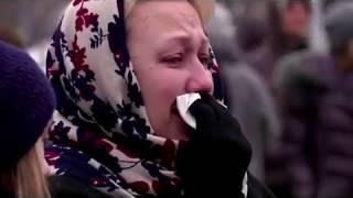 """Кемерово, мы с тобой: по всей стране прошли акции в память о жертвах пожара в ТЦ """"Зимняя вишня"""""""
