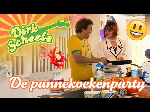 Dirk Scheele - De papegaai & De pannenkoekenparty | Huis-, tuin- en keukenavonturen