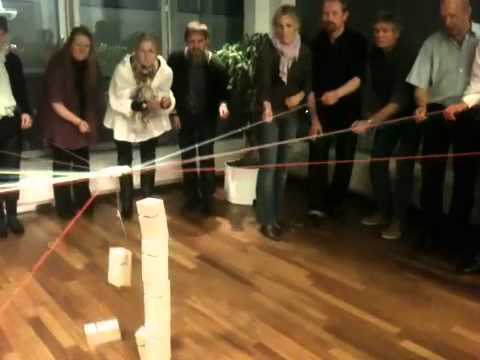 Teambuilding 248 Velsen Tower Of Power Youtube