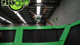 Flip Out Competition - Zane Powell & Friends
