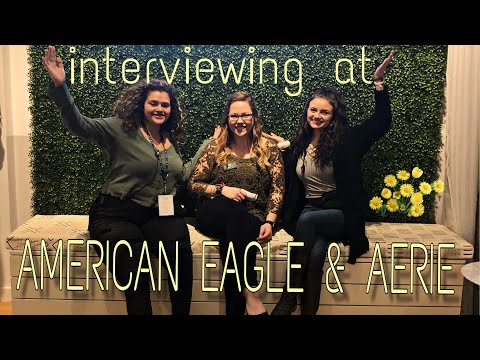 Hiring & Training @ American Eagle Aerie | Kate Parker