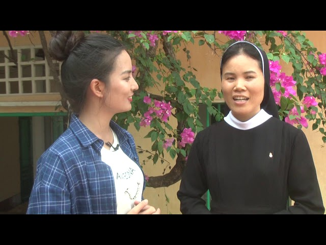Khóa tìm hiểu ơn gọi Mân Côi - Trung Linh -  Bùi Chu- Nam Định