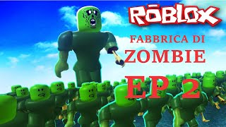 We finish the zombie palace - Roblox Ita
