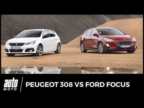 Ford Focus vs Peugeot 308 : raison et sentiments
