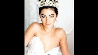 Свадебная тиара Одри (авторские украшения SONATA)