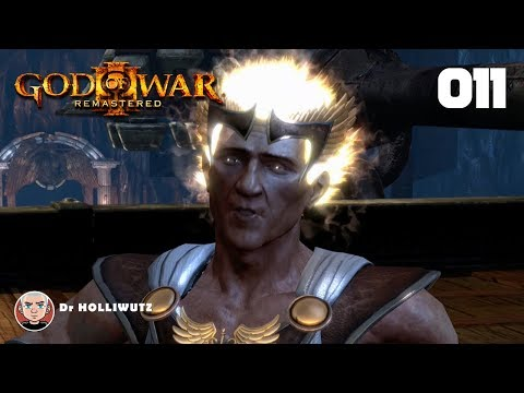 God of War 3 #011 - Treffen mit Hermes [PS4] Let's Play GOW3 remastered