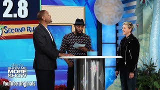 Download Will Smith and Ellen Play 5 Second Rule Mp3 and Videos