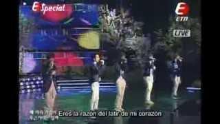 SS501 Stand by me [Sub Español]