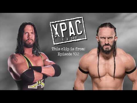 X-Pac Talks About Neville/PACS' Future In Wrestling