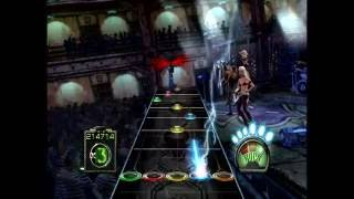 Guitar Hero 3 Custom Charted by: SarubadoJP.