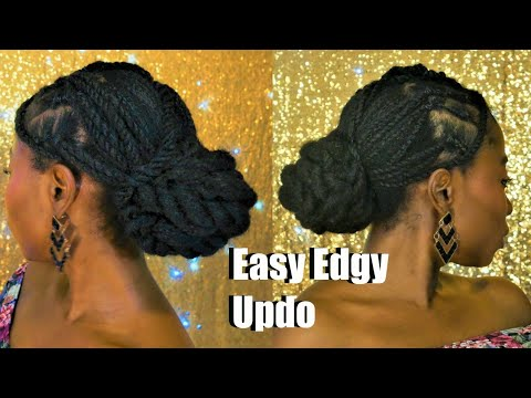 hair low manipulation styles twisted up do or hair low 5332