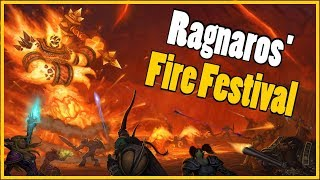 Ragnaros Consumes All ~ Fire Festival Brawl