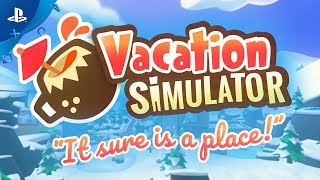 Vacation Simulator - Destination Reveal | PS VR