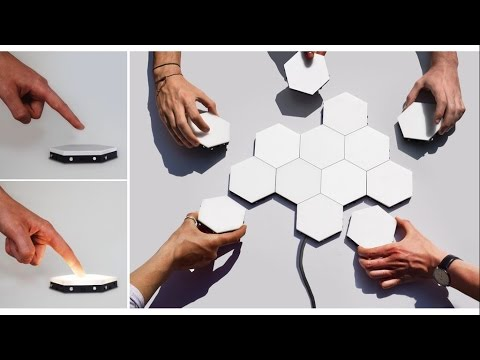 Touch Modular Lighting | Clean drinking water using wave energy